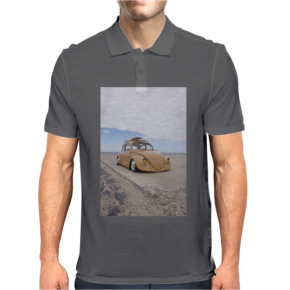 Vw Beetle / Bug 2 Mens Polo