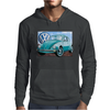 VW Beetle Sky, Ideal Birthday Gift Or Present Mens Hoodie