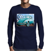 VW Beetle Sky, Ideal Birthday Gift Or Present Mens Long Sleeve T-Shirt