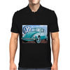 VW Beetle Sky, Ideal Birthday Gift Or Present Mens Polo