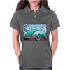 VW Beetle Sky, Ideal Birthday Gift Or Present Womens Polo