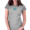 VW Bus T4 Eurovan Westy Womens Fitted T-Shirt