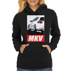 VW Golf GTI MKV Womens Hoodie
