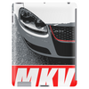 VW Golf MK5 Tablet (vertical)