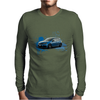 VW GOLF R Mens Long Sleeve T-Shirt