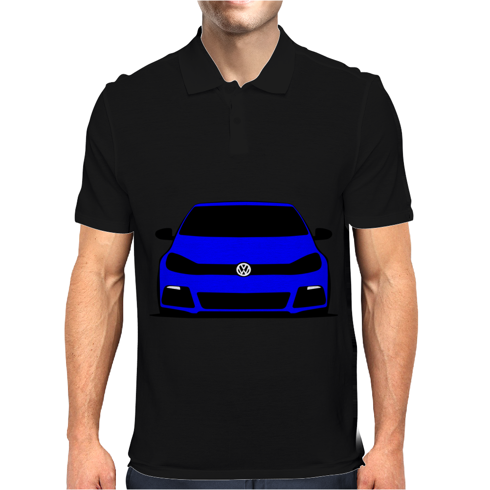 VW Golf R MK6 Mens Polo