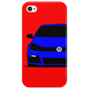 VW Golf R MK6 Phone Case