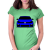 VW Golf R MK6 Womens Fitted T-Shirt