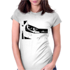 VW Golf R MK7 - Front Womens Fitted T-Shirt