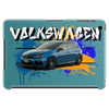 VW Golf R Tablet