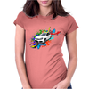 VW Golf R - Urban Style Womens Fitted T-Shirt