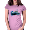 VW GOLF R Womens Fitted T-Shirt