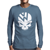 VW Transporter  Skull Mens Long Sleeve T-Shirt