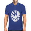 VW Transporter  Skull Mens Polo