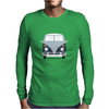 VW Type 2 In Blue Mens Long Sleeve T-Shirt