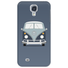 VW Type 2 In Blue Phone Case