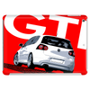 VW Volkswagen Golf 5 GTI MKV - Red Tablet