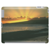Waikiki Sunset Tablet (horizontal)