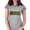 Wait me in your quilty cover.. Womens Fitted T-Shirt