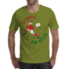 Wales Rugby Back World Cup Mens T-Shirt