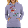 Wales Rugby Back World Cup Womens Hoodie