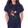 Wales Rugby Back World Cup Womens Polo