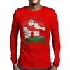 Wales Rugby Forward World Cup Mens Long Sleeve T-Shirt