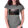 walk Womens Fitted T-Shirt