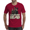 Walking Dead - Carol and Daryl Mens T-Shirt