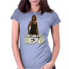 Walking Dead - Maggie Womens Fitted T-Shirt