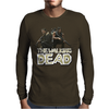 Walking Dead - Rick and Daryl Mens Long Sleeve T-Shirt