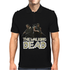 Walking Dead - Rick and Daryl Mens Polo