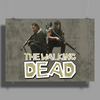 Walking Dead - Rick and Daryl Poster Print (Landscape)