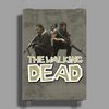 Walking Dead - Rick and Daryl Poster Print (Portrait)