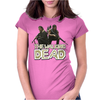 Walking Dead - Rick and Daryl Womens Fitted T-Shirt