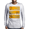 Walter Jesse and Saul Mens Long Sleeve T-Shirt