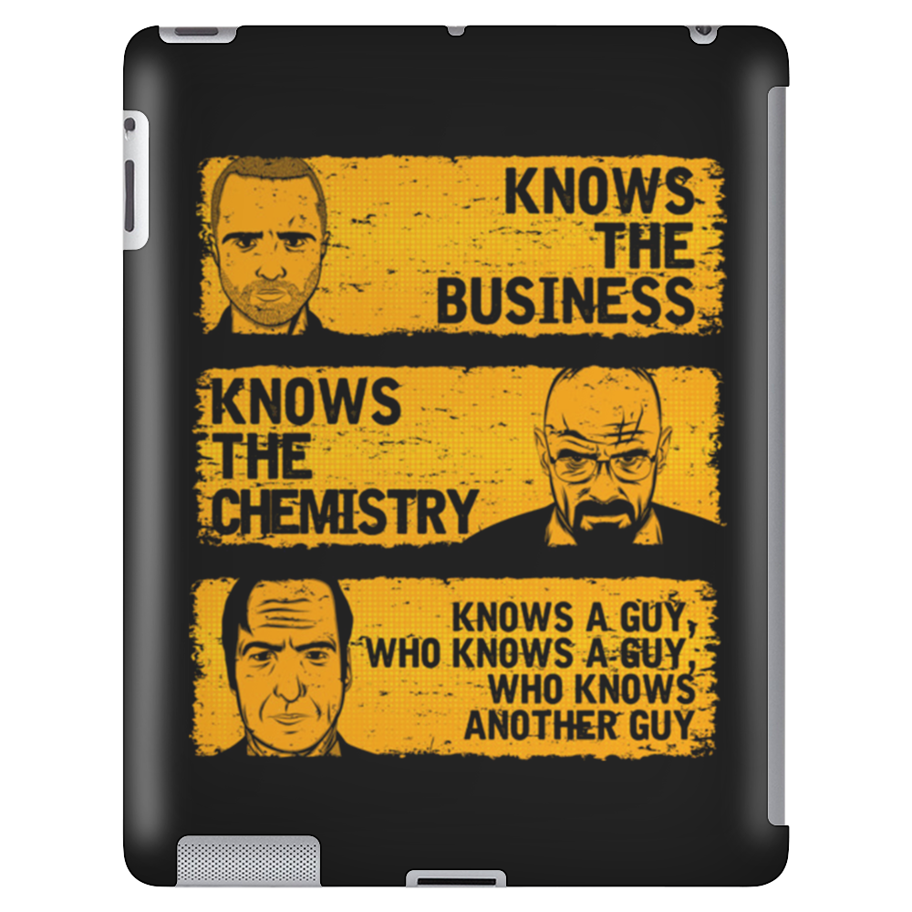 Walter Jesse and Saul Tablet