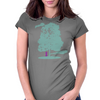 Wanderer Womens Fitted T-Shirt