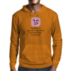 ***Warning*** Don't pick a fight with me  i'm too old i'll just Kill you Mens Hoodie