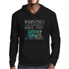 WARNING! I MAY SPONTANOUSLY BURST INTO DISNEY SONGS  Mens Hoodie