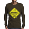 Warning May...Talking About Fishing Mens Long Sleeve T-Shirt