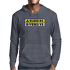 Warning Offensive Mens Funny Mens Hoodie