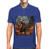 warrior game Mens Polo