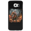 warrior game Phone Case