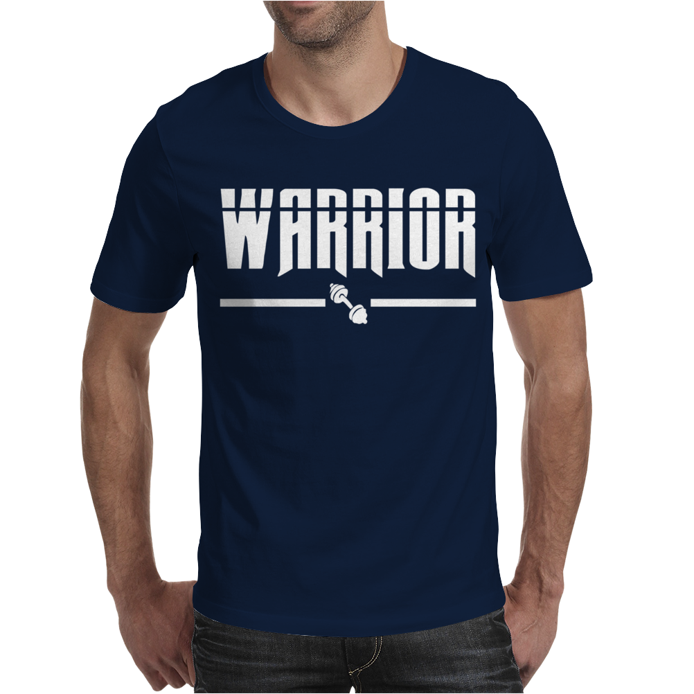 Warrior Mens T-Shirt