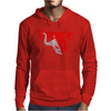 Warrior wear Mens Hoodie