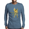 warriors zodiac Mens Long Sleeve T-Shirt