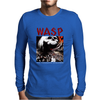 W.a.s Mens Long Sleeve T-Shirt
