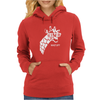 Was What's Up Womens Hoodie
