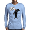 Wash It After Mens Long Sleeve T-Shirt